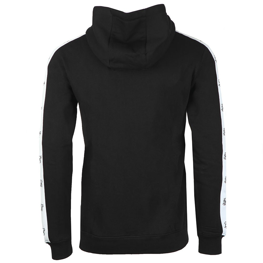 Inset Zip Through Hoodie main image