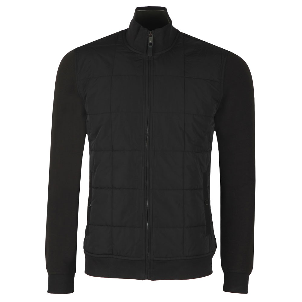 Pasport Quilted Funnel Neck main image