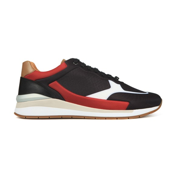 BOSS Mens Black Casual Element Runner