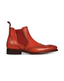 Jeffery West Mens Orange Master Hunger Boot