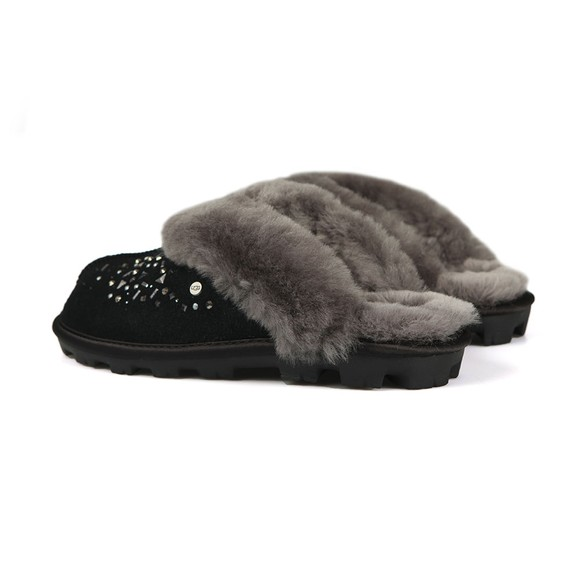 Ugg Womens Pink Coquette Galaxy Slipper main image