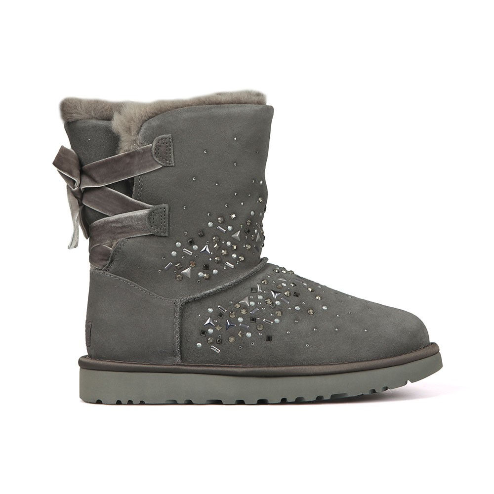 Classic Galaxy Bling Short Boot main image