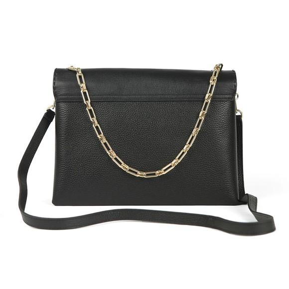 Ted Baker Womens Black Diaana Bar Detail Shoulder Bag main image