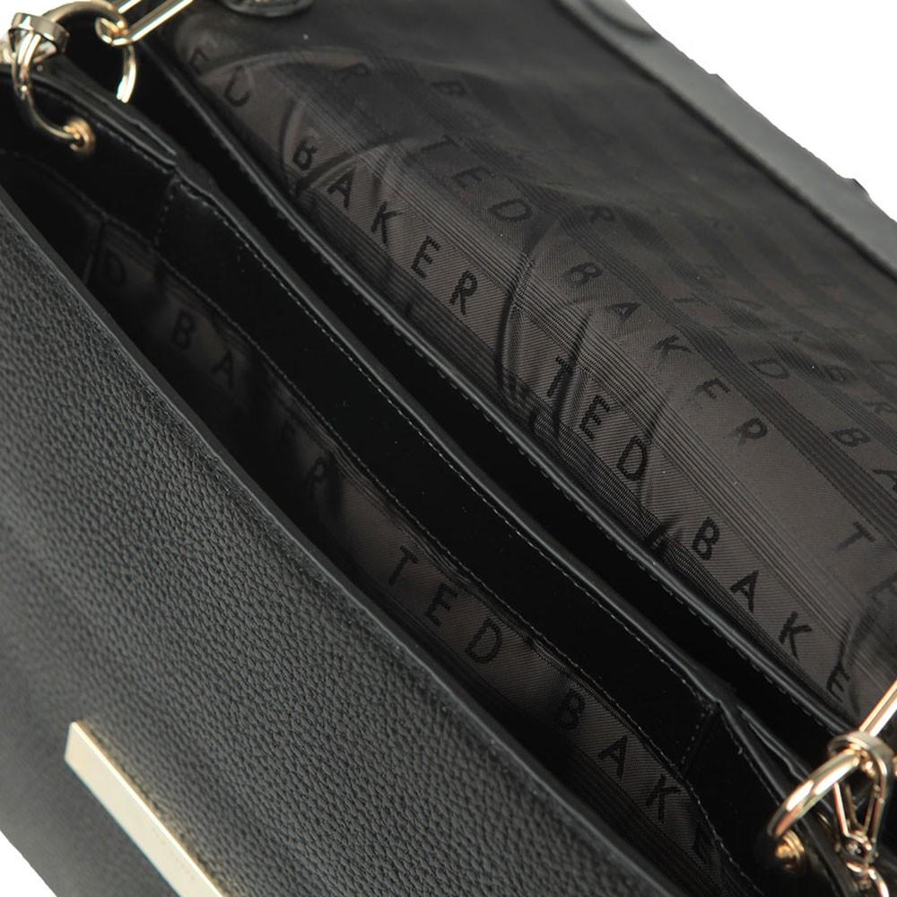 Diaana Bar Detail Shoulder Bag main image