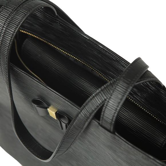 Ted Baker Womens Black Deannah Bow Detail Shopper main image