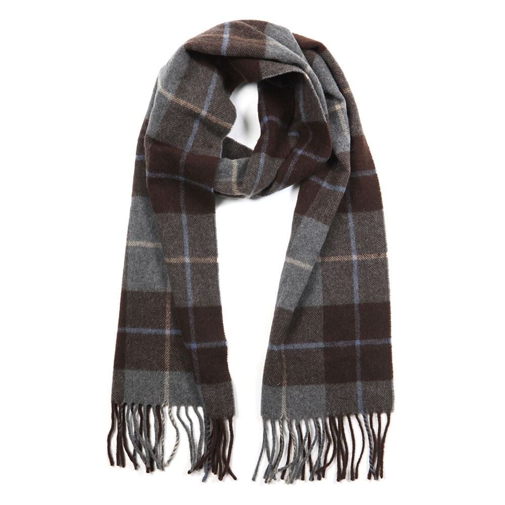 Large Check Scarf main image