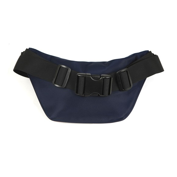Polo Sport Ralph Lauren Mens Blue Crossbody Front Zip Bag
