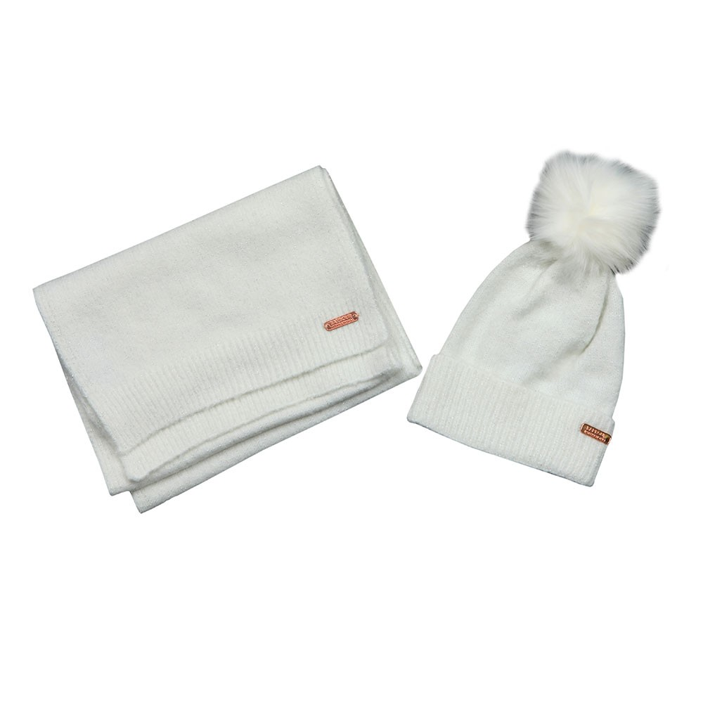 Knitted Hat & Scarf Gift Set main image