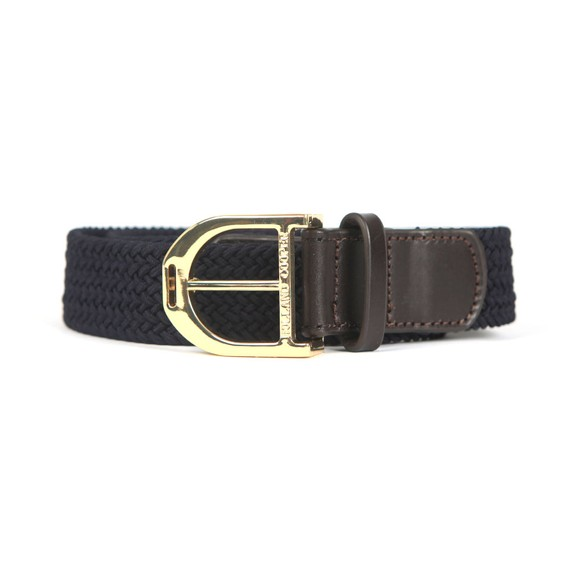 Holland Cooper Womens Blue Stirrup Belt main image
