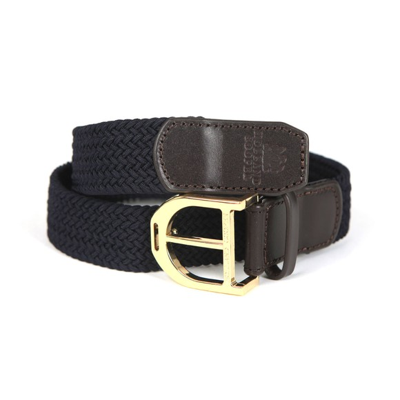 Holland Cooper Womens Blue Stirrup Belt
