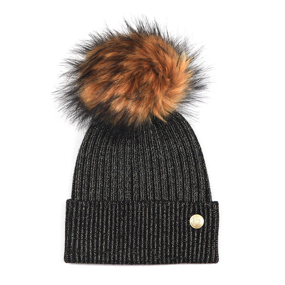 Metallic Bobble Hat main image