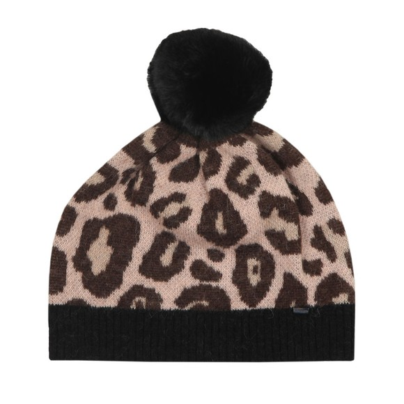 Ted Baker Womens Pink Hynie Animal Hat