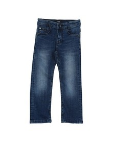 BOSS Boys Blue Boys J24611 Regular Fit Jean