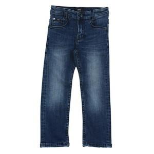 BOSS Boys Blue Boys J24611 Regular Fit Jean main image