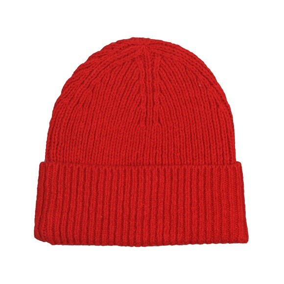 Tommy Hilfiger Mens Red Flag Beanie