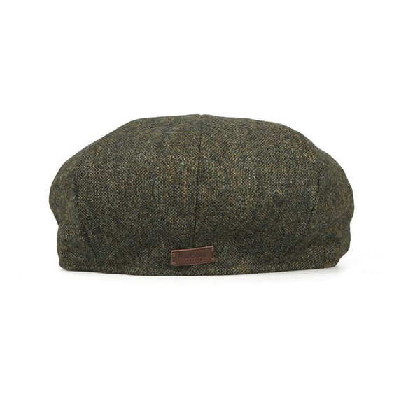 Barbour Lifestyle Mens Green Thorne Bakerboy main image