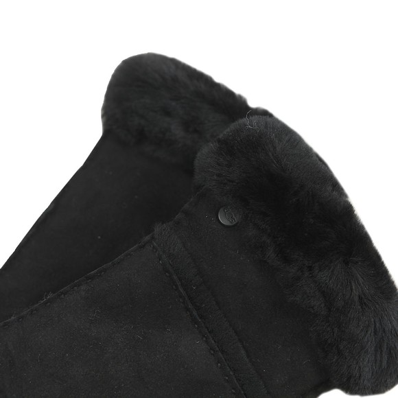 Ugg Womens Black Seamed Tech Glove main image