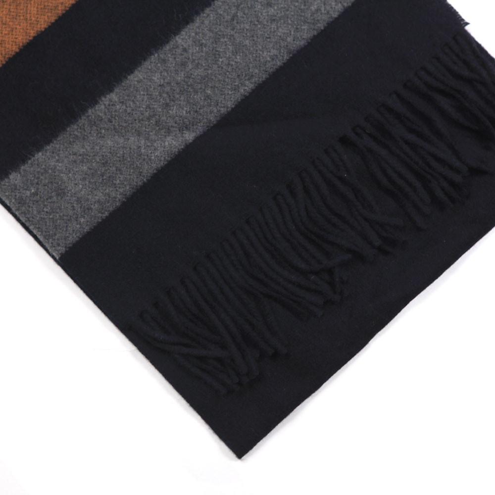 Block Stripe Scarf main image
