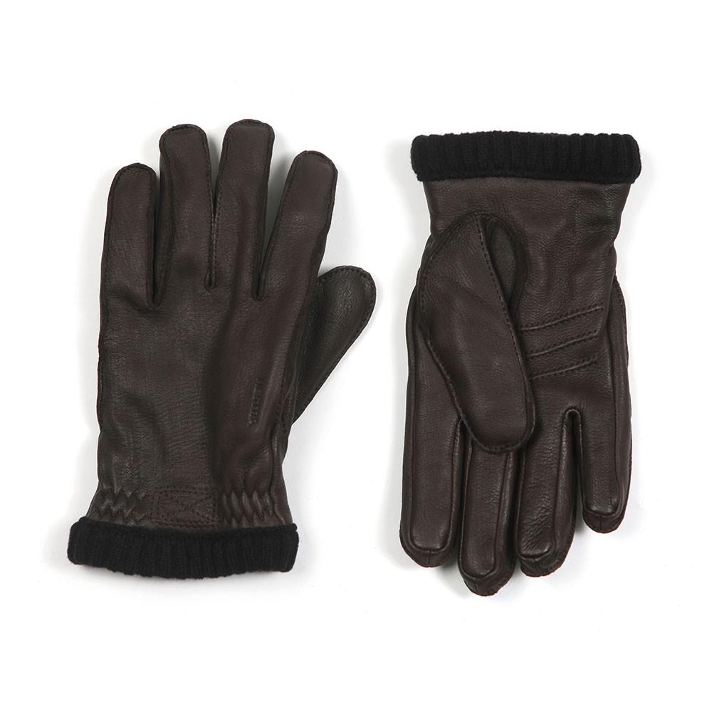 Deerskin Primaloft Rib Gloves main image