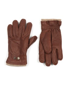 Hestra Mens Brown Utsjo Gloves