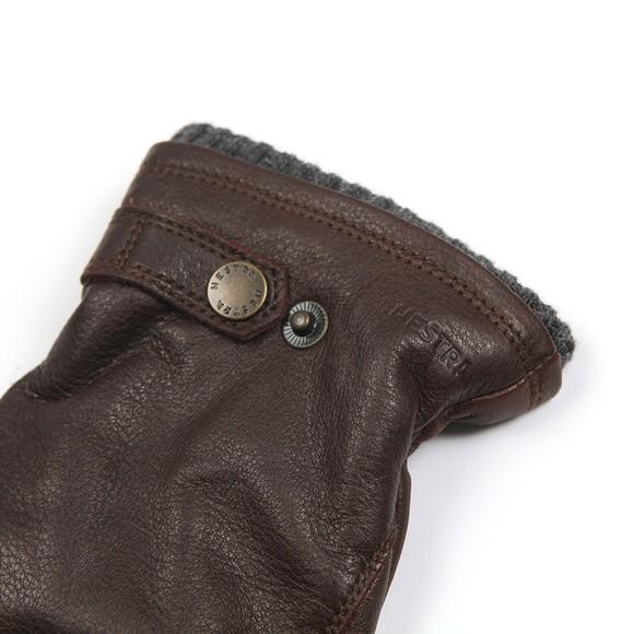 Hestra Mens Brown Utsjo Gloves main image