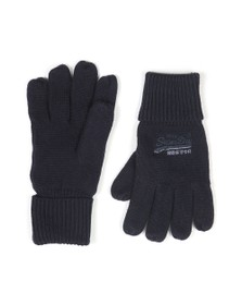 Superdry Mens Blue Orange Label Glove
