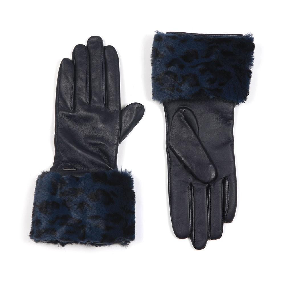 Fleuri Faux Fur Cuff Gloves main image