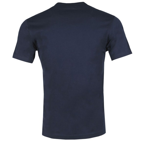 Belstaff Mens Blue Chest Logo T Shirt main image