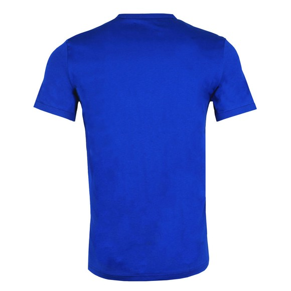 Fred Perry Mens Red Ringer T-Shirt main image
