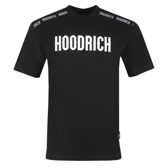 Hoodrich Mens Black Tape T-Shirt main image