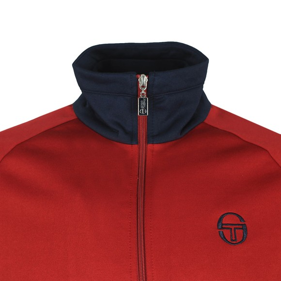 Sergio Tacchini Mens Purple Dallas Track Top main image