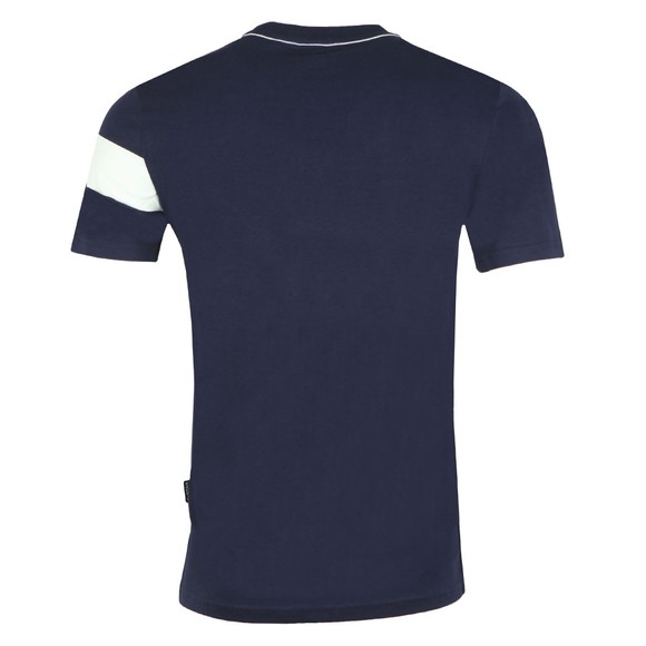 G-Star Mens Blue Graphic 13 T-Shirt main image