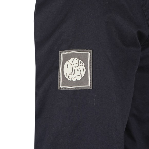 Pretty Green Mens Blue Harrington Jacket main image