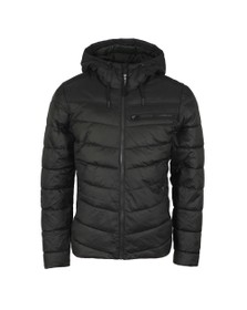 G-Star Mens Black AttacQuilted Jacket