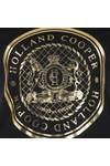 Holland Cooper Womens Black Sportswear Luxe Crest Tee