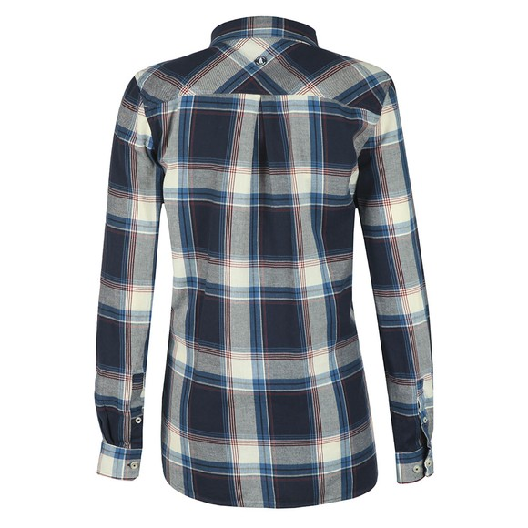 Barbour Lifestyle Womens Blue Tellin Shirt main image