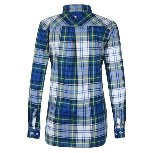 Barbour Lifestyle Womens Blue Stokehold Shirt main image