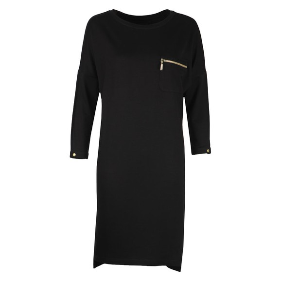 Barbour International Womens Black Circuit Dress