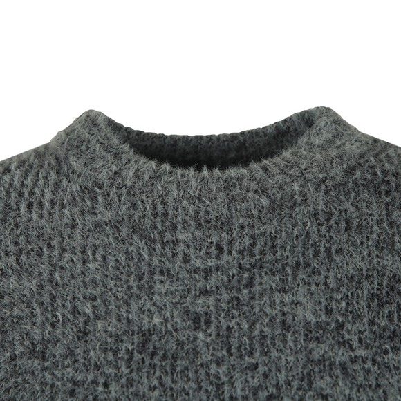 French Connection Womens Grey Rufina Knits Crew Jumper main image