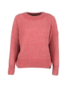 Superdry Womens Pink Suzi Supersoft Slouchy Knit