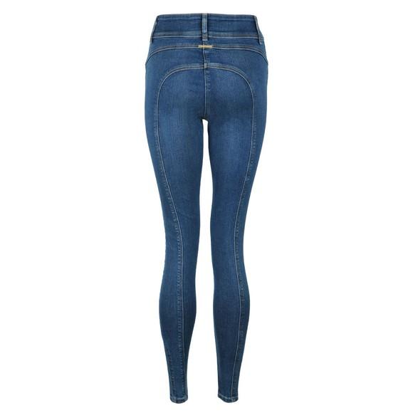 Holland Cooper Womens Blue Jodphur Jean  main image