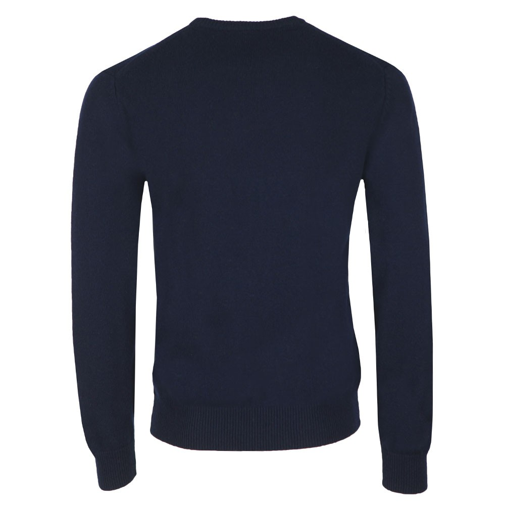 Lambswool Crew Jumper main image