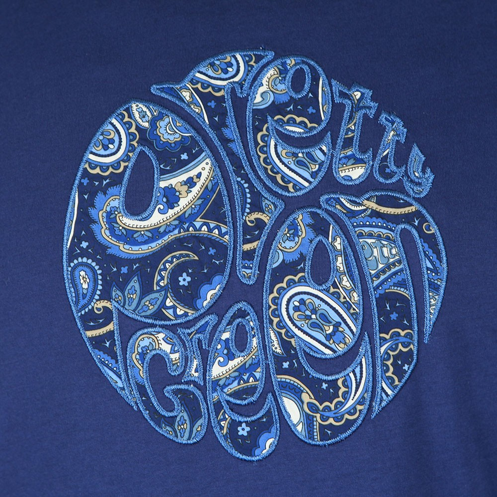 Paisley Applique T-Shirt main image