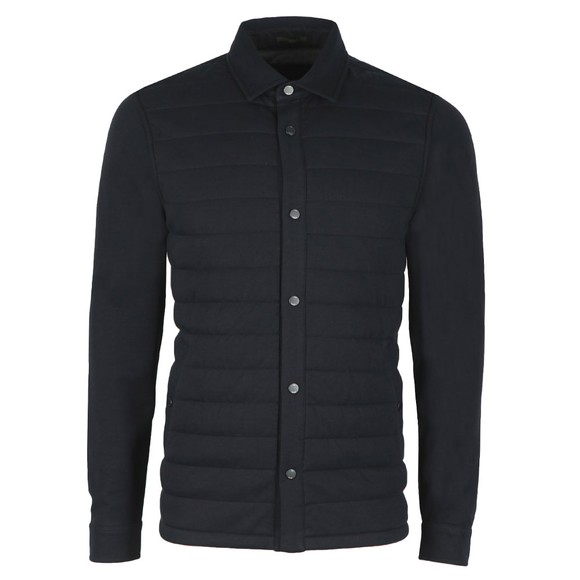 Ted Baker Mens Blue Wadded Layering Jacket