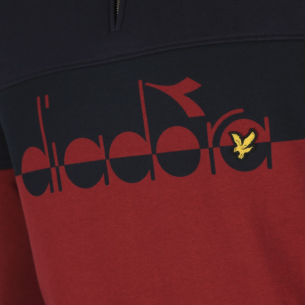 Printed Logo 1/2 Zip main image