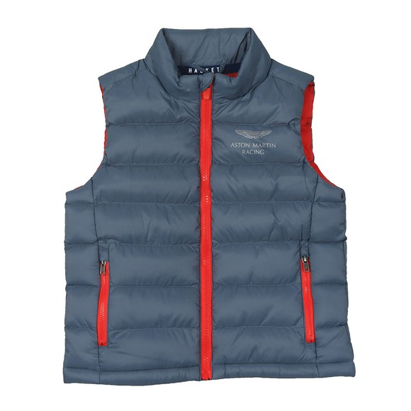 Hackett Boys Grey AMR Gilet