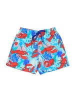 Lobster & Coral Swim Short