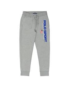Polo Ralph Lauren Sport Mens Grey Side Logo Jogger