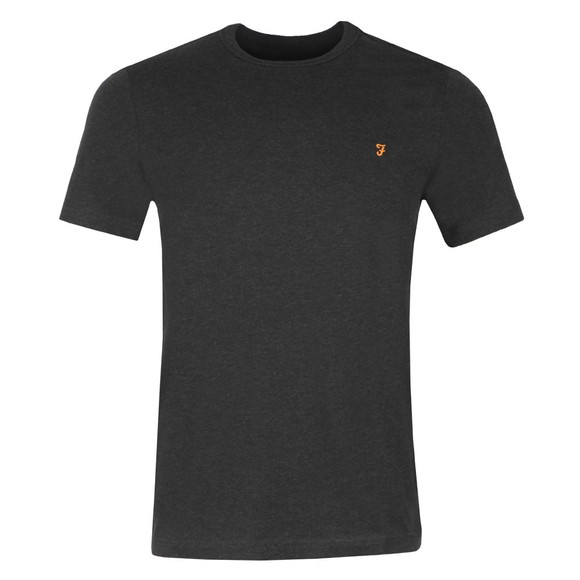 Farah Mens Grey Dennis T-Shirt