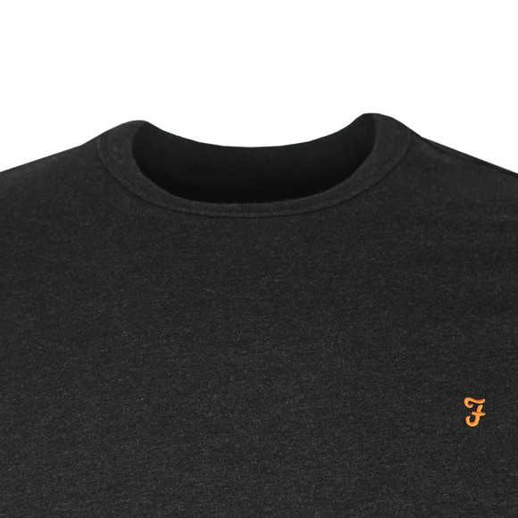 Farah Mens Grey Dennis T-Shirt main image